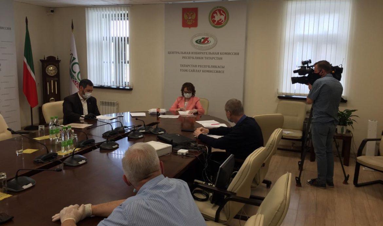 Олег Коробченко подал документы для выдвижения кандидатом в президенты РТ