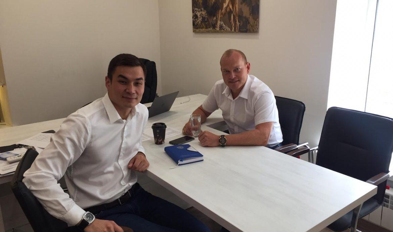 «Партия Роста» и ТПП Татарстана обсудили реализацию соглашения о сотрудничестве