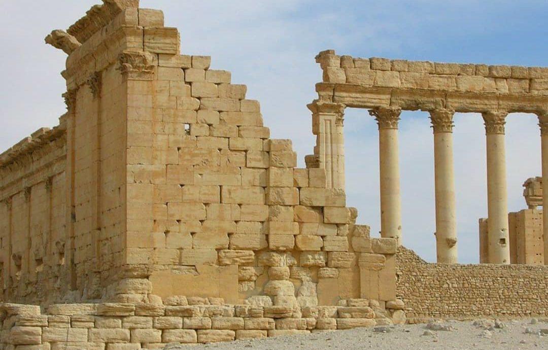 Бизнесмен из Партии Роста примет участие в восстановлении Пальмиры в Сирии