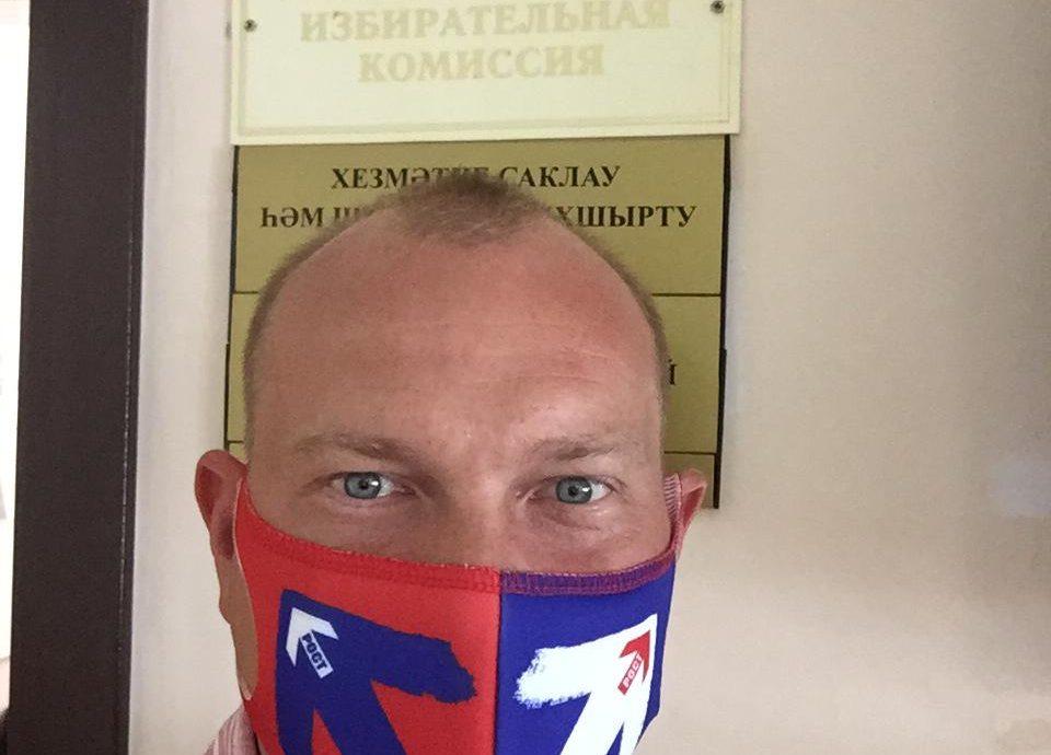 Кандидаты от «Партии Роста» в Татарстане подают документы в ТИК