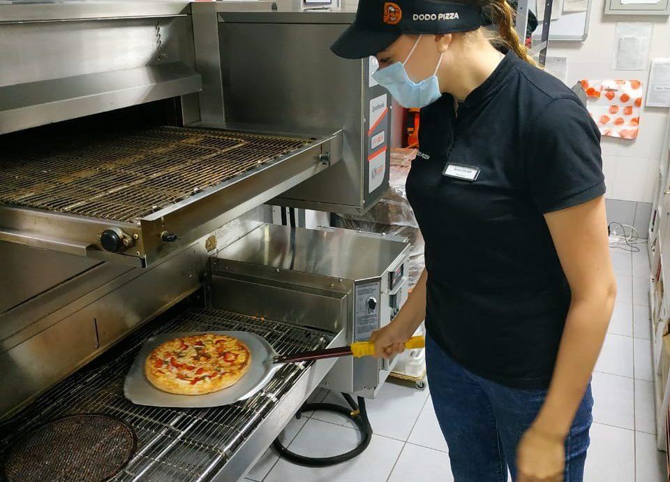 Как всё устроено в альметьевской «Додо Пицца» Вячеслава Миллера?
