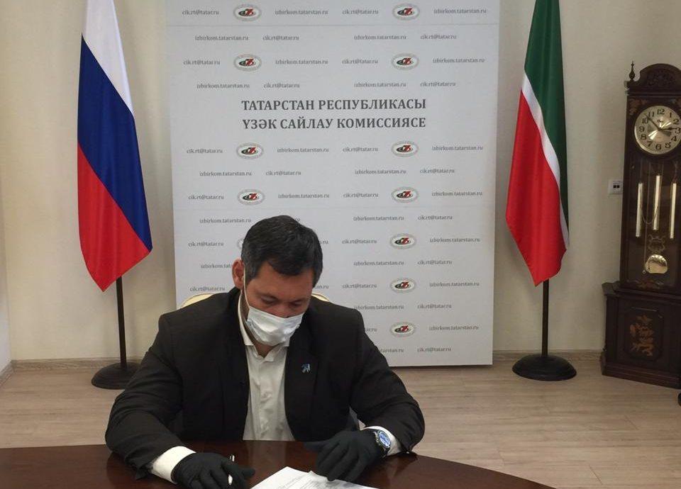 406 депутатов поддержали выдвижение Олега Коробченко на пост президента Татарстана