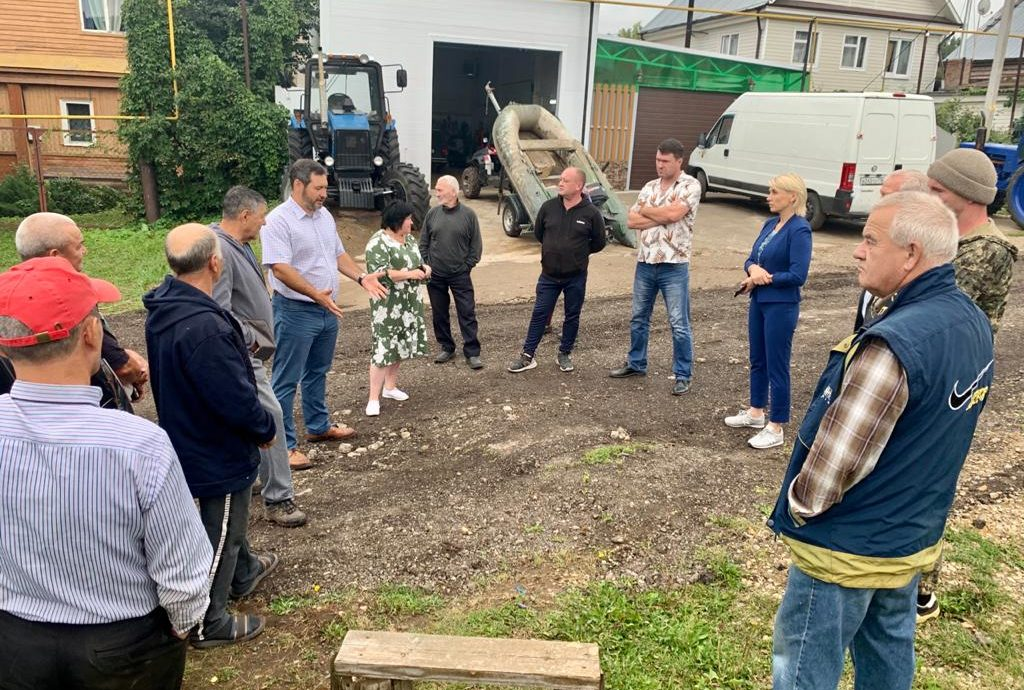 Наталья Майорова: «Жителей Ильичевского беспокоит соседство с заброшенными лагерями»