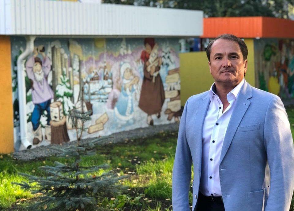 Компания кандидата в депутаты Айрата Набиева капитально отремонтировала детсады в Челнах