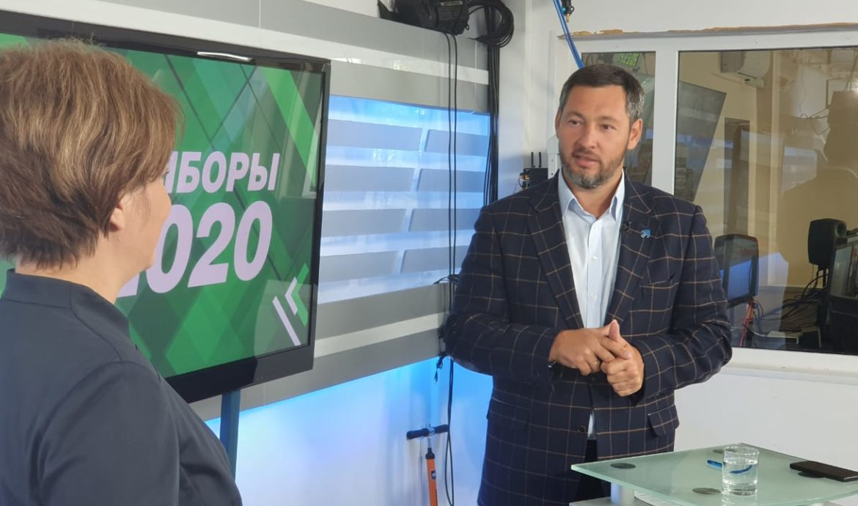 Олег Коробченко дал интервью НТР (+видео)