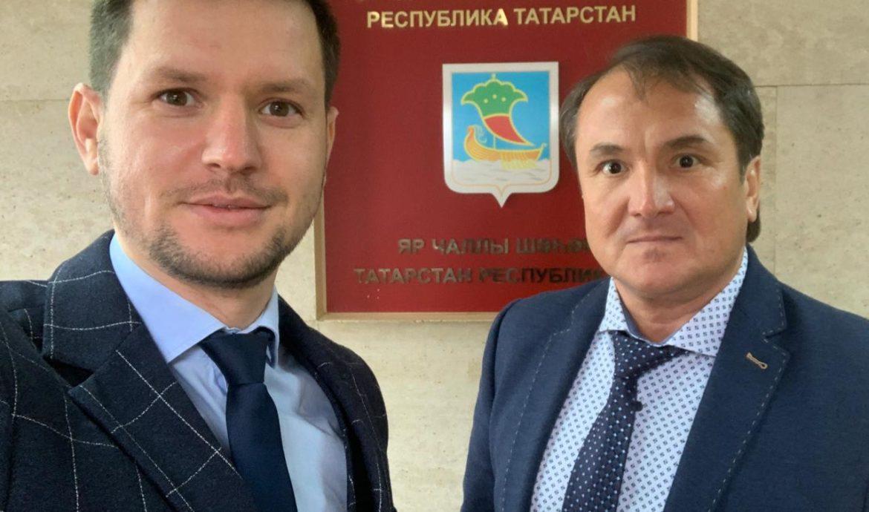 Депутаты от Партии Роста вошли в две комиссии горсовета Набережных Челнов