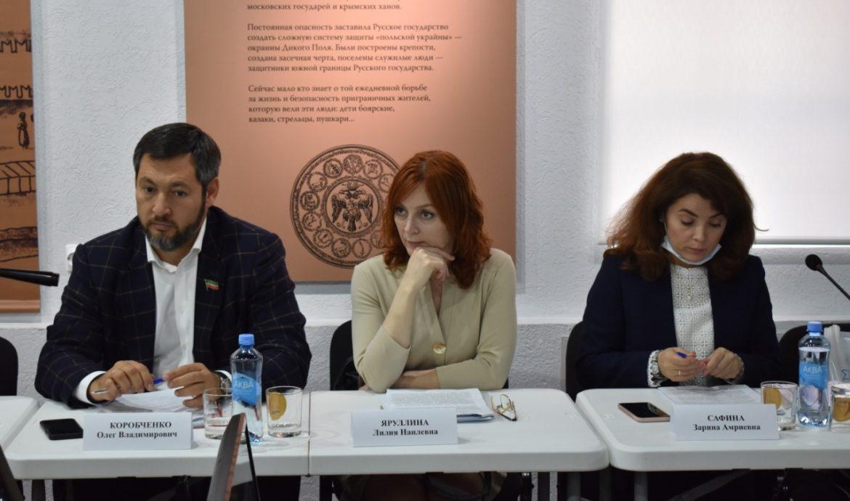 Олег Коробченко на заседании Госсовета РТ поднял проблему частных театров