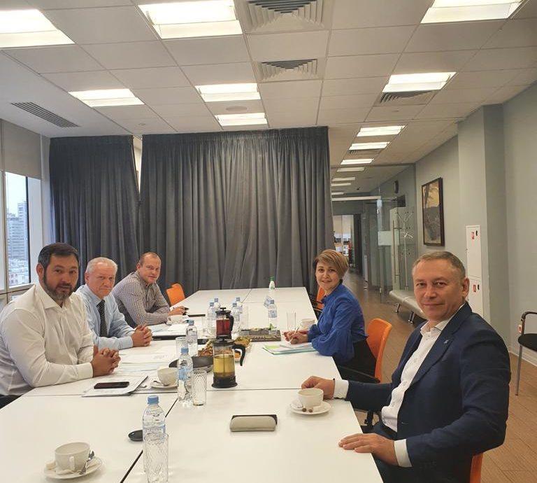 Олег Коробченко возглавил бюро регионального Совета Партии Роста