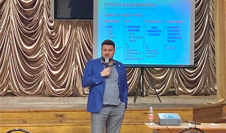 Депутат Казгордумы от Партии Роста: «Это миф, что предпринимателями рождаются!»