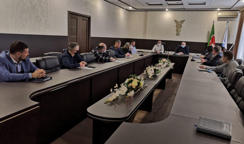 Челнинское отделение Партии Роста и ТПП Закамья подпишут соглашение о сотрудничестве