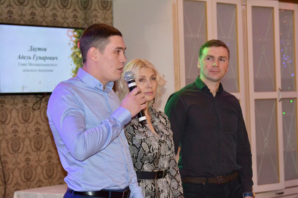 «Депутаты Партии Роста активно работают в округах!»