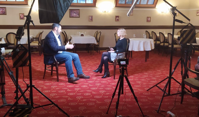 Олег Коробченко дал откровенное интервью YouTube-блогеру