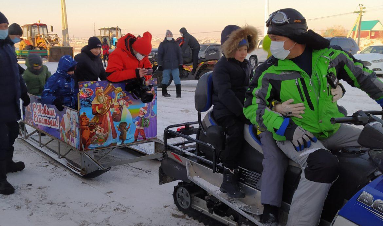 Багги-, квадро-, снего- и мототерапия: Партия Роста провела уникальный праздник для детей-инвалидов