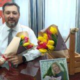 Депутаты Партии Роста поздравили женщин стихотворением