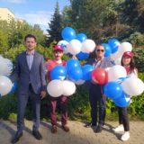 День защиты детей с Партией Роста