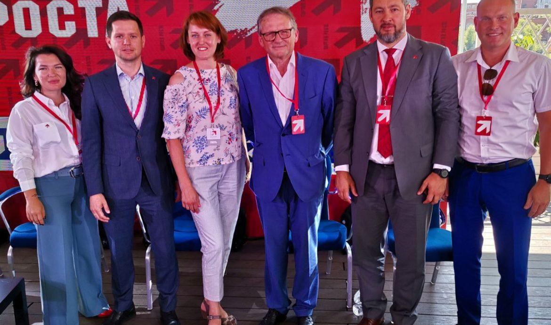 Олег Коробченко возглавил группу Партии Роста от четырех регионов на выборах в Госдуму