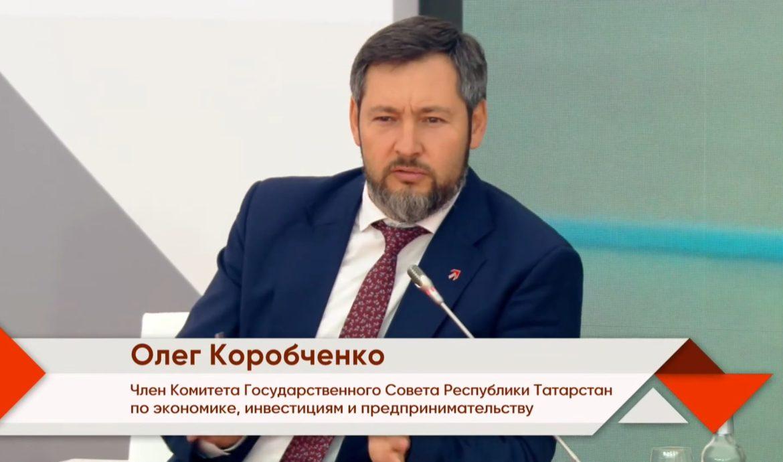 Борис Титов Олегу Коробченко: «Не зря говорим!»